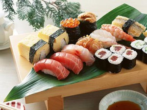 More about sushi