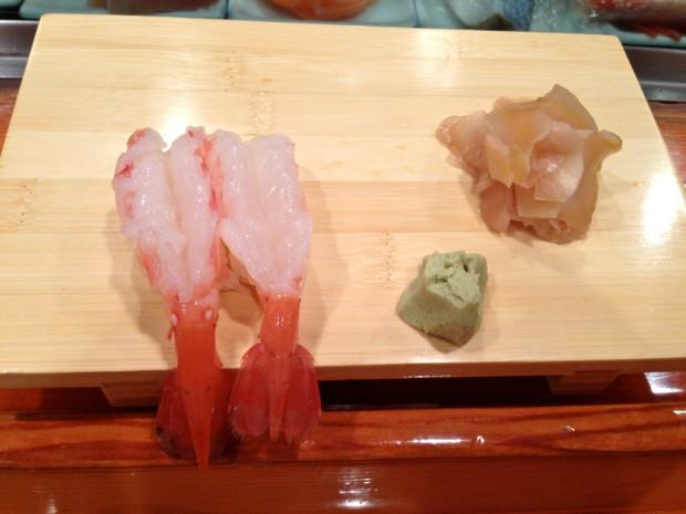 Amaebi Raw Shrimp Ratethesushi Com