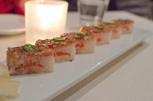 Oshi Sushi (Pressed Sushi)